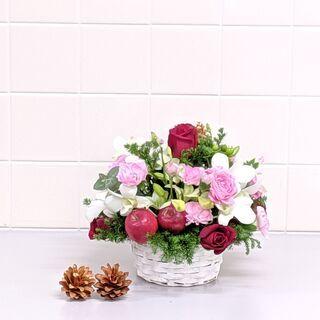 暮らしにお花を! 初めてのフラワーアレンジメント