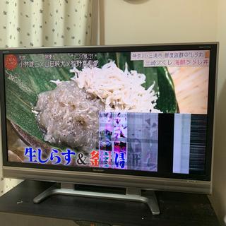 SHARP 液晶テレビ LC-52EX5 52V型 ジャンク