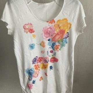 ローリーズファーム♡花柄Tシャツ
