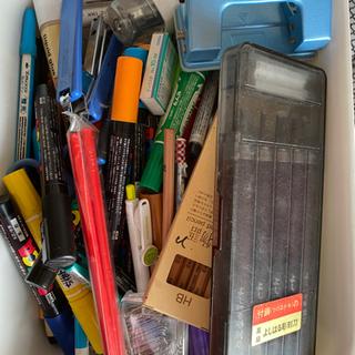 筆記具、文房具(中古・新品混在)色々