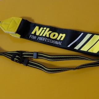 Nikon プロストラップ