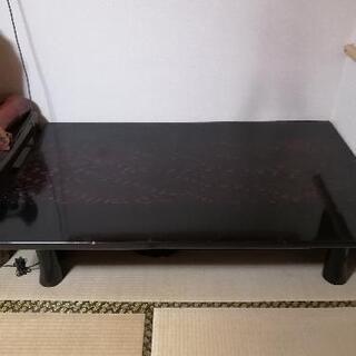 大きめの座卓