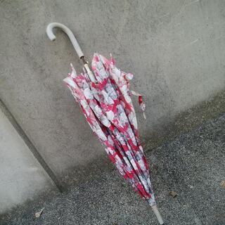 傘ください。