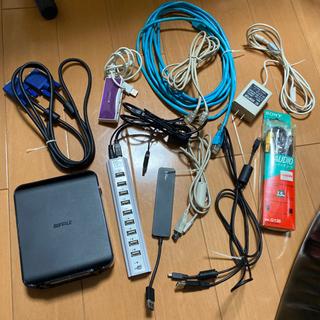 パソコン周り色々!ジャンク Wi-Fi 無線LAN LAN…