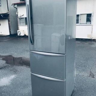 ♦️EJ1227番TOSHIBA東芝冷凍冷蔵庫 【2008年製】