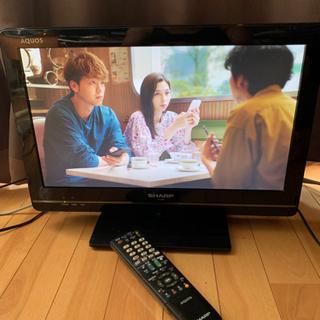 【ネット決済】SHARP AQUOS (LC-19K5)液晶TV