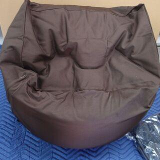 無印良品 体にフィットするソファ+未使用の綿デニムソファカバー付