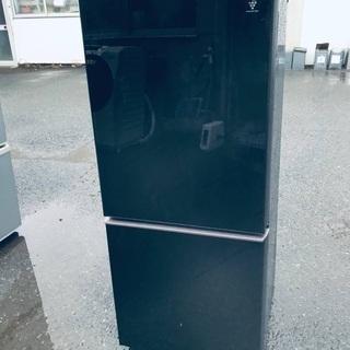 ♦️EJ1232番 SHARPノンフロン冷凍冷蔵庫 【2017年製】