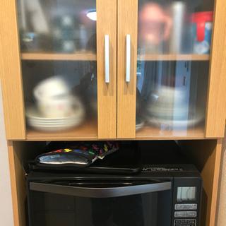 【ネット決済】※売約済【ニトリ】カップボード(食器棚)
