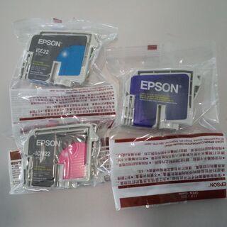エプソン インクカートリッジ ICC22 ICM22 ICBK2...