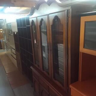 3面食器棚 未使用品