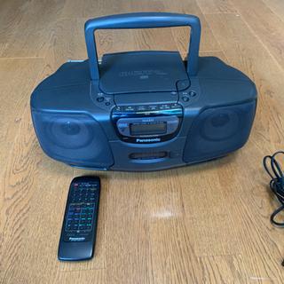 Panasonic RX-DS35 CDラジカセ