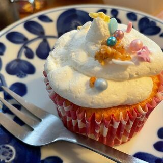 チャリティ☆英語でニャンニャン!米粉のカップケーキ作り20…
