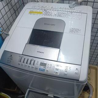 日立洗濯機 ALLEROFF