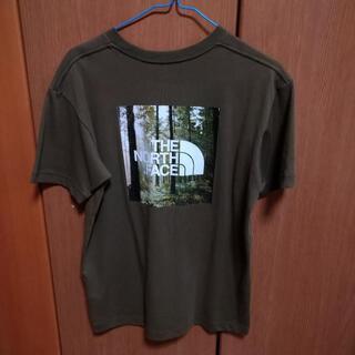 1022 ザ・ノース・フェイス Tシャツ サイズM 中古 - 岡山市