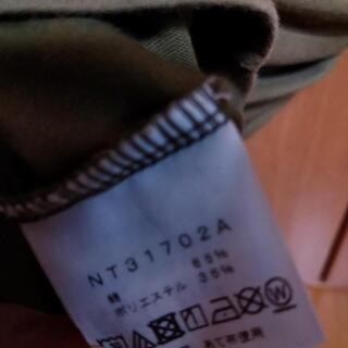 1022 ザ・ノース・フェイス Tシャツ サイズM 中古 - 服/ファッション