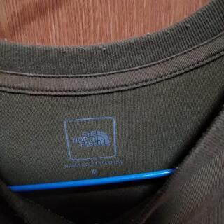 1022 ザ・ノース・フェイス Tシャツ サイズM 中古 − 岡山県