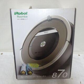 🍎アイロボット ルンバ870 ロボット掃除機