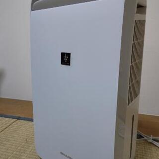 冷風・衣類乾燥除湿機プラズマクラスター7000 SHARP CM...
