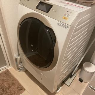 ドラム式洗濯機 Panasonic  タッチパネル