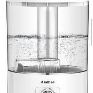 新品未開封品 Keebar 5.0L 加湿器 卓上 超音波…