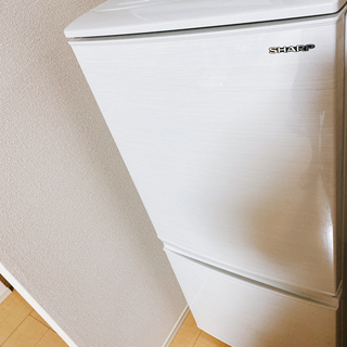一人暮らし シャープ 冷蔵庫