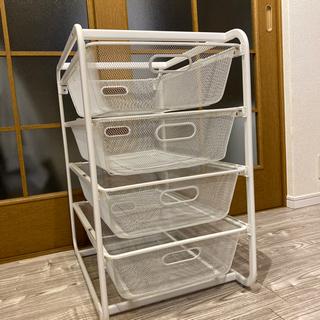 IKEA JONAXEL (ヨナクセル) 旧型 棚 ラック 収納ケース