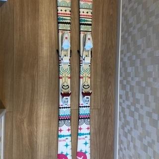 ロシニョール ジュニアスキー板 140cm 中古