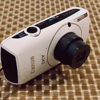 CANON  IXYデジタル 30S ホワイト