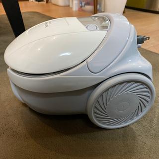 日立 電気掃除機 CV-VP5 ホワイト 紙パック式