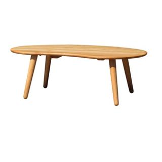 【ネット決済】値下げ!天然木 ビーンズテーブル