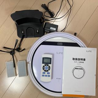 【ネット決済】ILIFEロボット掃除機 V3s Pro