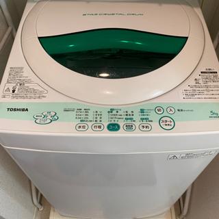 東芝 洗濯機 2011年式 5Kg