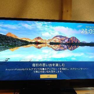 【ネット決済】値下げしました【高品質REAL液晶テレビ39型+F...