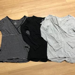 【授乳服】7着セット ベルメゾン あったかインナー  ホットコッ...