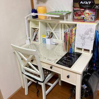 ニトリ勉強机セット😊