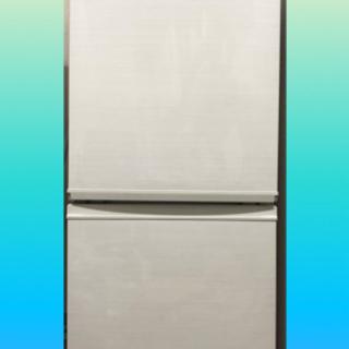 【ネット決済】《値下げ中》SHARP冷蔵庫 137L 2ドア