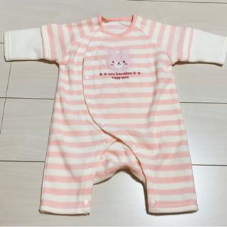 女の子 ベビー服 ロンパース 60〜70