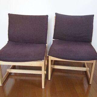 椅子 チェア 2脚セット