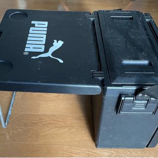 PUMA クーラBOX兼テーブル