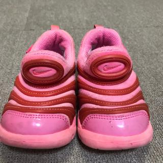 【ネット決済・配送可】ナイキのピンク靴