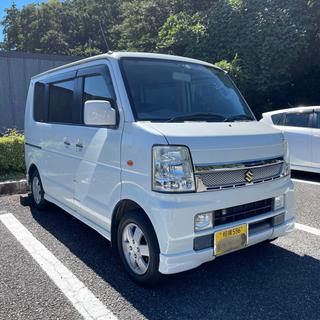 【ネット決済】エブリィワゴン 車検あり 神奈川