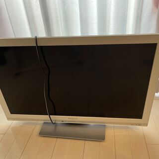 パナソニックビエラ液晶テレビ32型ホワイト TH-L32X…