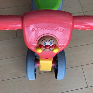 1〜3歳用アンパンマンの乗り物 − 東京都