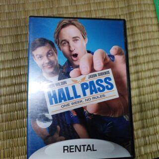 (中古 DVD)HALL PASS