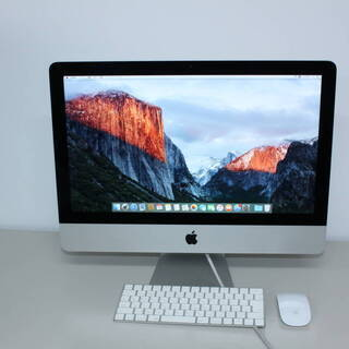 【ネット決済・配送可】iMac A1418 MK142J/A (...