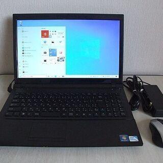 高速SSD120GB搭載  NOTEBOOK COMPUTER ...