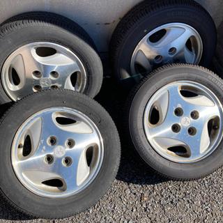 ミニキャブ タイヤホイール4本セット‼️バリ山‼️2019年製