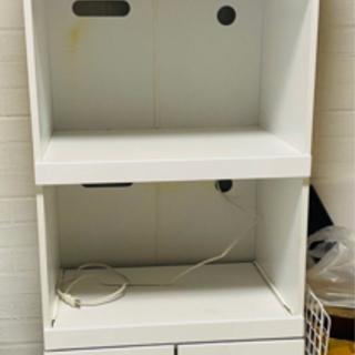 レンジ台キッチンボード収納食器棚