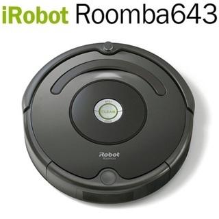 【新品未使用】 IROBOT アイロボット Roomba643 ...